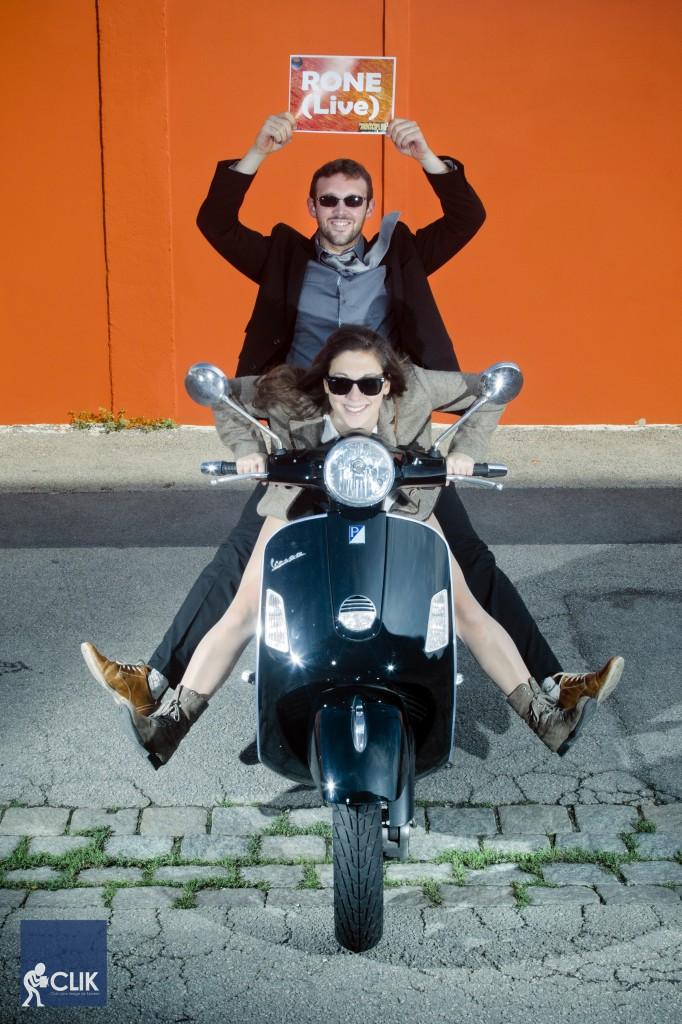 Frank et Delphine